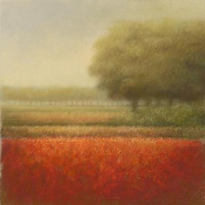 Autumn Field-Hans Dolieslager-Art Print
