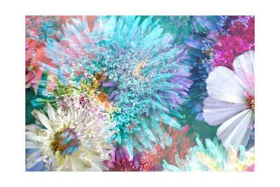 autumn Flower Mix I-Alaya Gadeh-Art Print