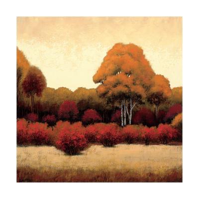 Autumn Forest I-James Wiens-Art Print