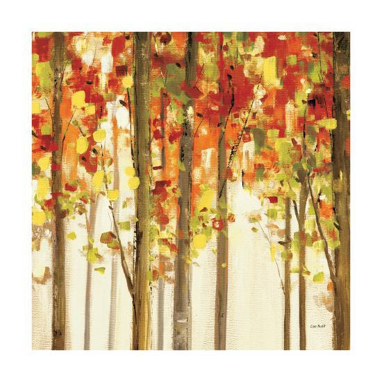 Autumn Forest Study II-Lisa Audit-Giclee Print