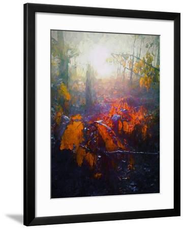 Autumn Forest-Helen White-Framed Giclee Print