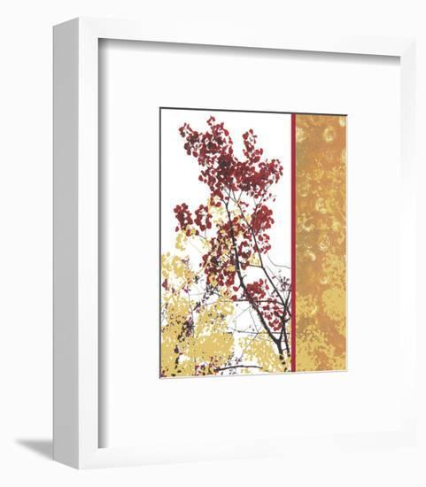 Autumn Fresco-Erin Clark-Framed Art Print