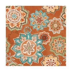 Autumn Friends Pattern IB