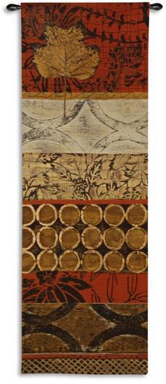 Autumn Fusion I-Leslie Bernsen-Wall Tapestry