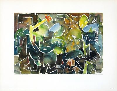Autumn Garden-Eduard Bargheer-Collectable Print
