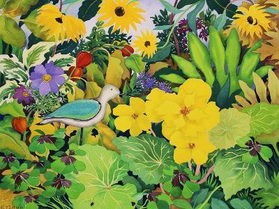 Autumn Garden-Christopher Ryland-Giclee Print