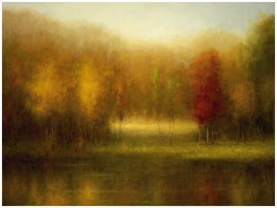 Autumn Grace-Samuel Hayes-Art Print