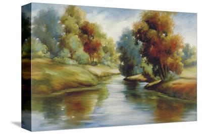 Autumn Grandeur-Marc Lucien-Stretched Canvas Print