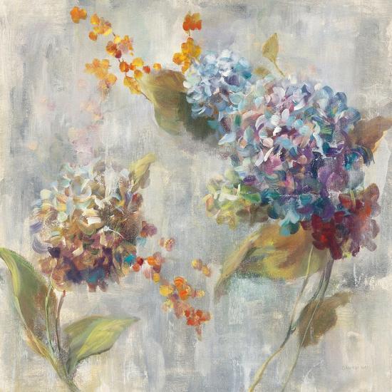 Autumn Hydrangea II-Danhui Nai-Art Print