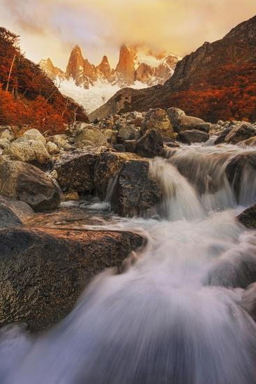 Autumn Impression-Yan Zhang-Photographic Print