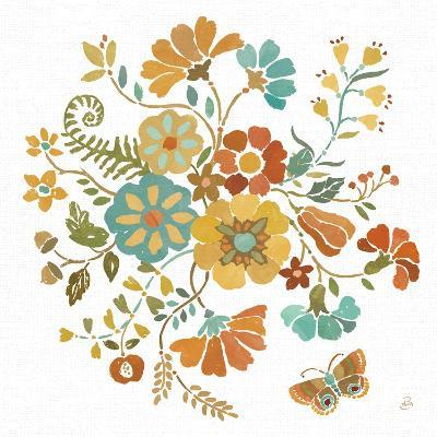 Autumn Impressions V-Daphne Brissonnet-Art Print