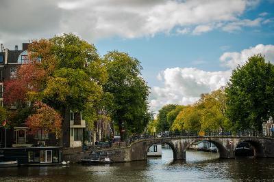 Autumn in Amsterdam-Erin Berzel-Photographic Print