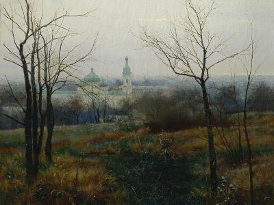 Autumn Is Over, 1887-Konstantin Konstantinovich Pervukhin-Giclee Print