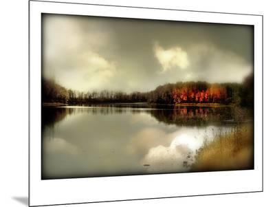 Autumn Lake-Mia Friedrich-Mounted Photo