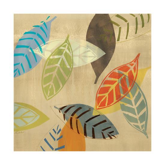 Autumn Leaves I-Jeni Lee-Art Print