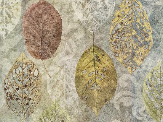 Autumn Leaves-Cora Niele-Photographic Print