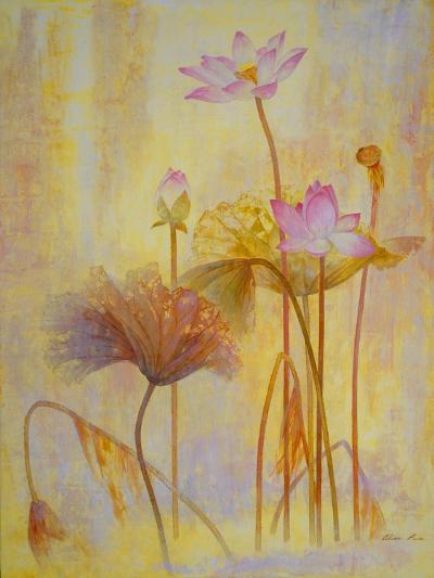 Autumn Lotus-Ailian Price-Art Print