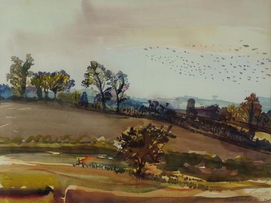 Autumn Mood, 1980-Brenda Brin Booker-Giclee Print