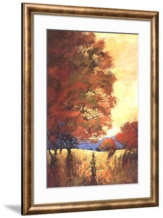 Autumn Mystique-Michael Tienhaara-Framed Art Print