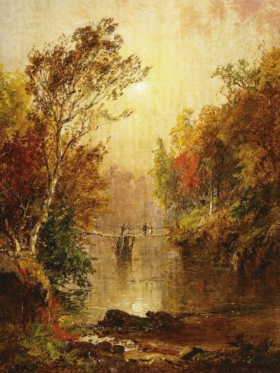 Autumn on the Wawayanda-Jasper Francis Cropsey-Giclee Print