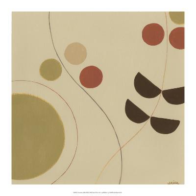 Autumn Orbit III-Erica J^ Vess-Art Print