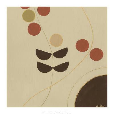 Autumn Orbit IV-Erica J^ Vess-Art Print