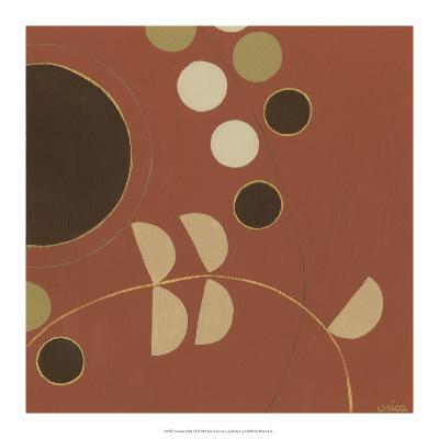 Autumn Orbit VI-Erica J^ Vess-Art Print