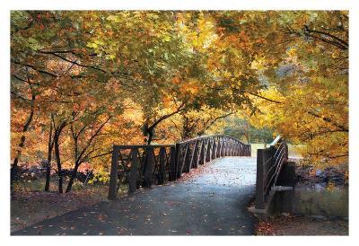 Autumn Overpass-Jessica Jenney-Art Print