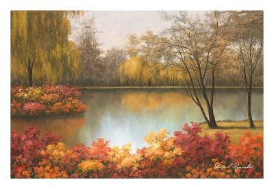 Autumn Palette-Diane Romanello-Art Print