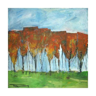 Autumn Patchwork-Tim Nyberg-Giclee Print