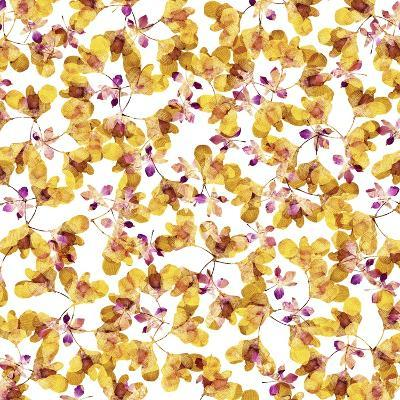Autumn Pattern-Cayena Blanca-Giclee Print