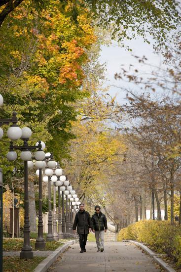 Autumn, Quebec City, Quebec, Canada-Cindy Miller Hopkins-Photographic Print