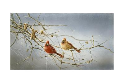 Autumn Reds-Wanda Mumm-Giclee Print