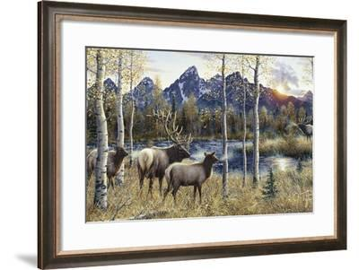 Autumn Rival-Jeff Tift-Framed Giclee Print
