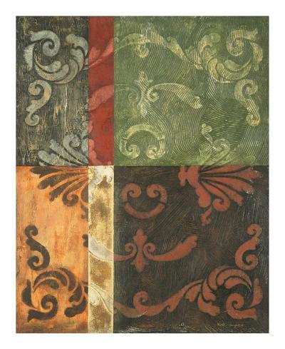 Autumn Sequence II-Jodi Reeb-myers-Art Print