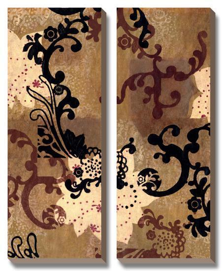 Autumn Solstice II-James Nocito-Canvas Art Set