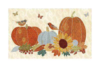Autumn Song I-Veronique Charron-Art Print