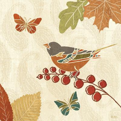 Autumn Song IX-Veronique Charron-Art Print