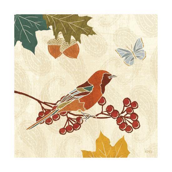 Autumn Song VIII-Veronique Charron-Art Print