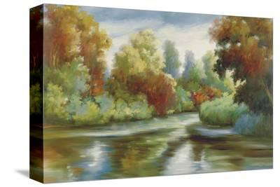 Autumn Splendor-Marc Lucien-Stretched Canvas Print
