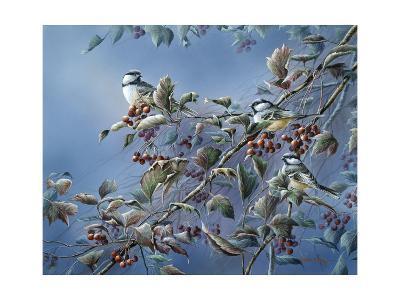 Autumn Splendor-Wanda Mumm-Giclee Print