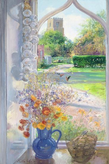 Autumn Still Life-Timothy Easton-Giclee Print