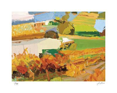Autumn Vines-Lise Temple-Limited Edition