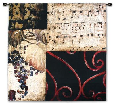 Autumn Waltz II-Elizabeth Jardine-Wall Tapestry