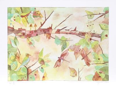 Autumn-Aymon de Roussy de Sales-Limited Edition