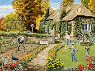 Autumn-Trevor Mitchell-Giclee Print