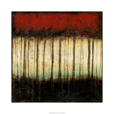 Autumnal Abstract II-Jennifer Goldberger-Limited Edition