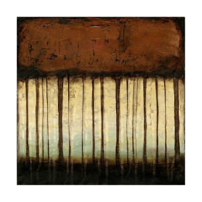 Autumnal Abstract III-Jennifer Goldberger-Premium Giclee Print