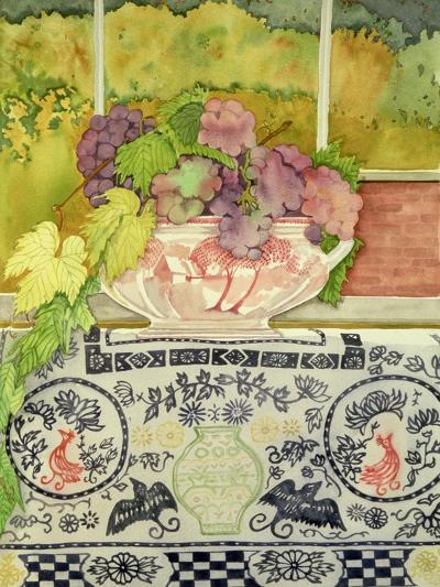 Autumnal Bouquet-Lillian Delevoryas-Giclee Print