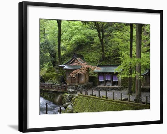 Auxillary Shrine at Eiheiji Temple, Headquarters of Soto Sect of Zen  Buddhism, Fukui, Japan Photographic Print by | Art com